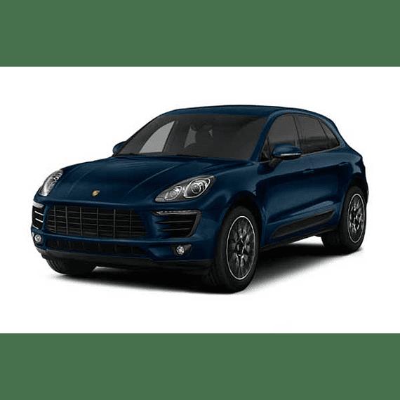 Manual De Taller Porsche Macan (2014-2018) Ingles