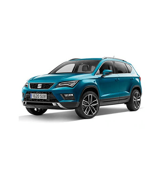 Manual De Taller Seat Ateca (2016-2019) Ingles