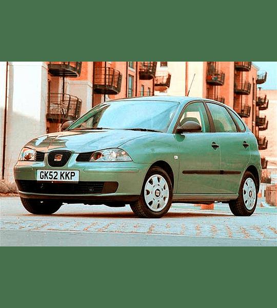 Manual De Taller Seat Ibiza (2002–2008) Ingles