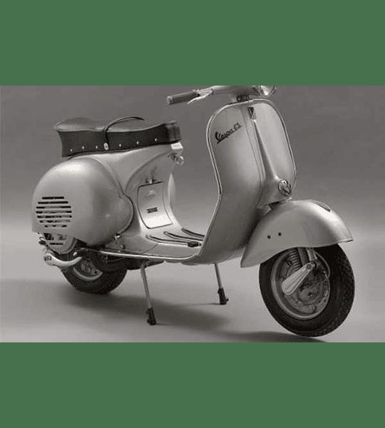 Manual De Taller Vespa Gs150 ( 1955-1961 )ingles