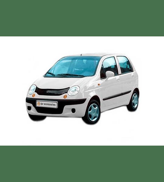 Manual De Taller Daewoo Matiz (2000-2011) Inglés
