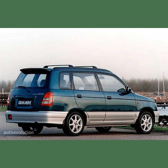 Manual De Taller Daihatsu Gran Move (1996-2002) Español