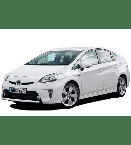 Manual De Taller Toyota Prius (2009–2015) Ingles