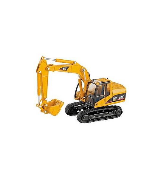 Manual De Taller Caterpillar 315C Inglés