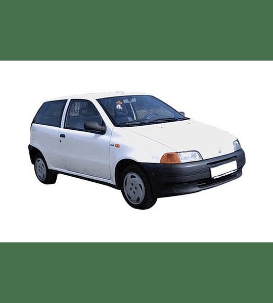 Manual De Taller Fiat Punto (1993-1999) Ingles
