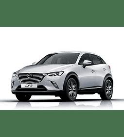 Manual De Despiece Mazda Cx-3 (2015 - 2019) En Español