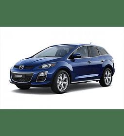 Manual De Taller Mazda CX7 (2006–2012) Español