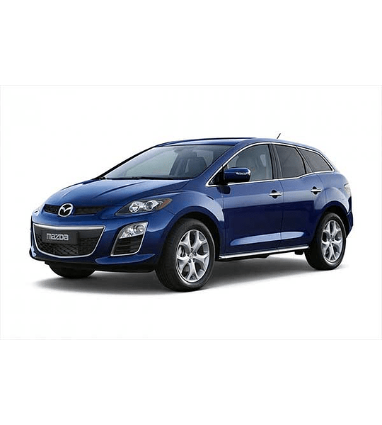 Manual De Taller Mazda CX7 (2006–2012) Español