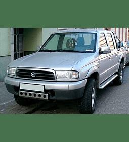 Manual Taller y Reparación Mazda B2200, B2500, B2600, B2900 Ingles