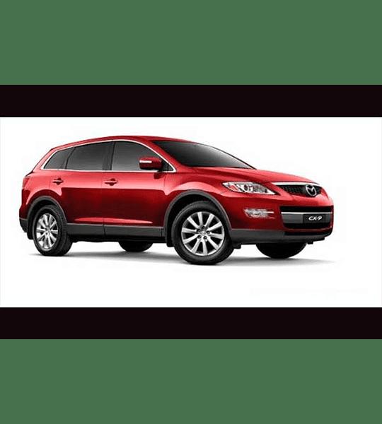 Manual De Taller Mazda CX9 (2006–2015) Español