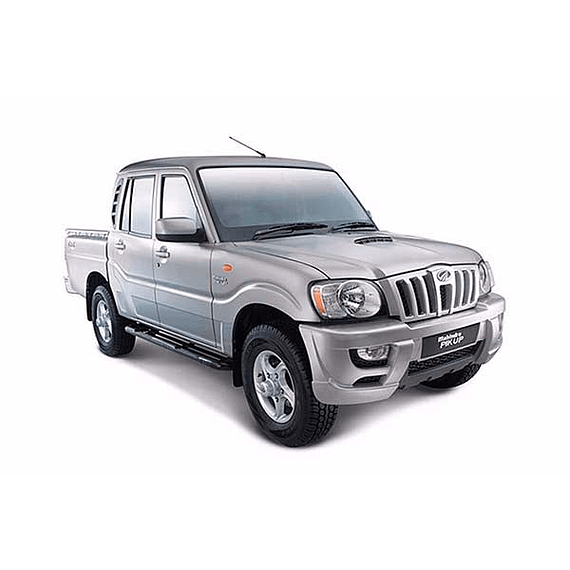 Manual De Taller De Mahindra Pick Up (2002-2017) Español