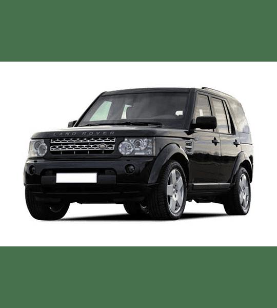Manual de Taller Land Rover Discovery 4 ( 2012 - 2014 ) Inglés