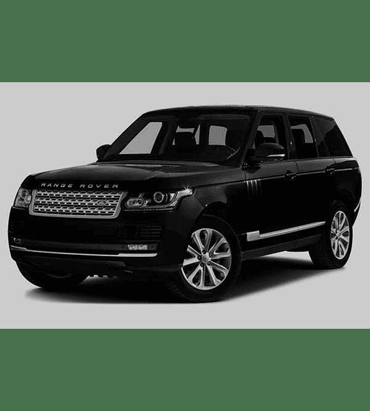 Manual de Taller Range Rover L405 ( 2014 - 2019 ) Inglés
