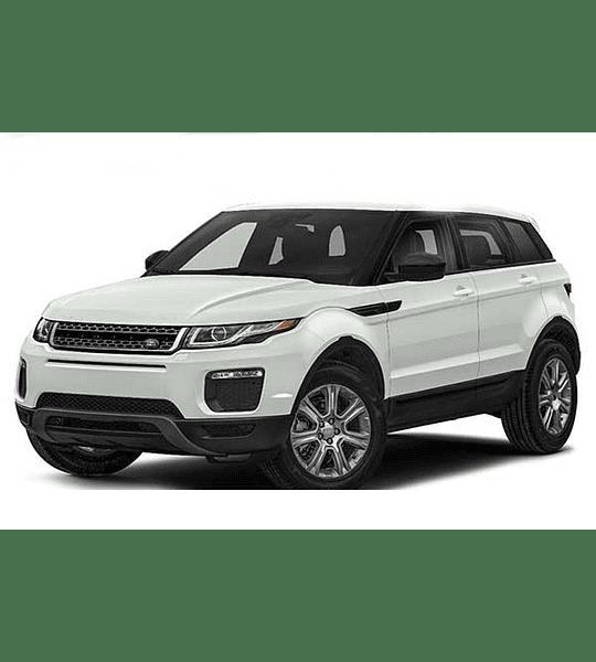 Manual de Taller Range Rover Evoque L538 ( 2011 - 2018 ) Inglés