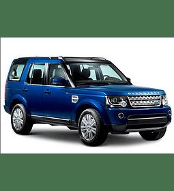 Manual De Taller Land Rover Discovery (2009–2016) Ingles