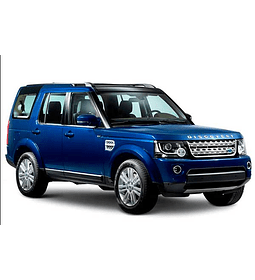 Manual De Taller Land Rover Discovery (2009–2016) Ingles