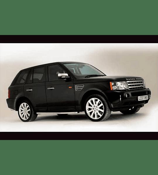 Manual De Taller Range Rover Sport (2005–2013) Ingles