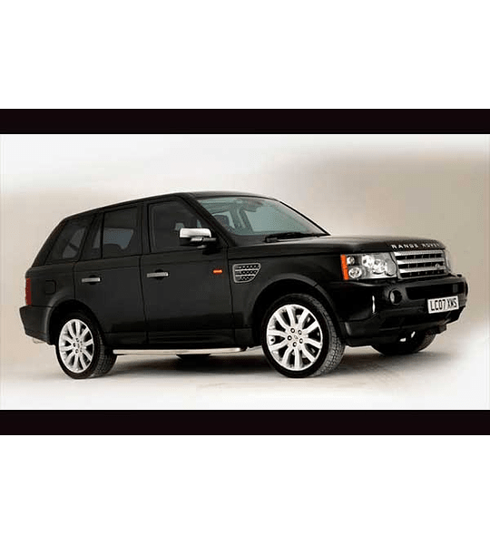 Manual De Despiece Range Rover Sport (2005–2013) Español