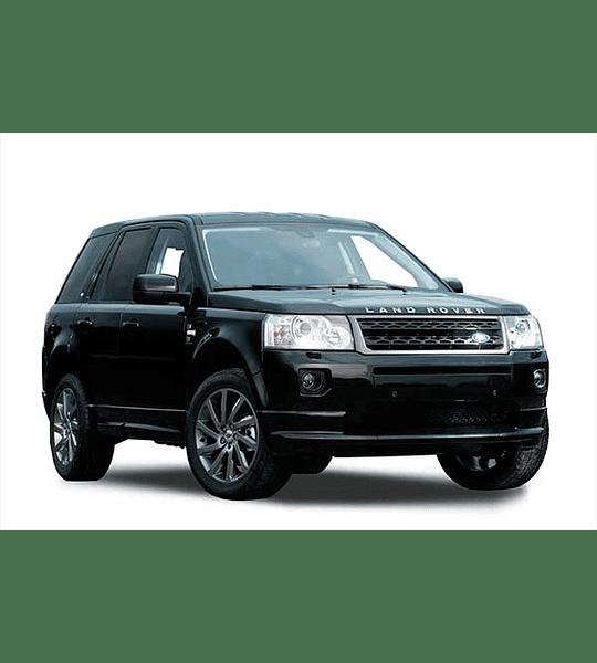 Manual De Taller Land Rover Freelander (2006–2014) Español