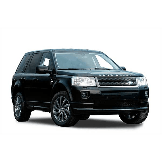 Manual De Taller Land Rover Freelander (2006–2014) Español
