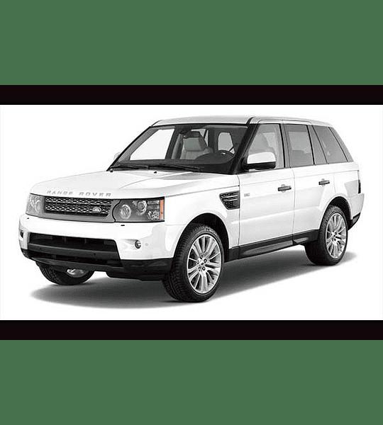 Manual De Taller Range Rover L322 (2002–2012) Ingles