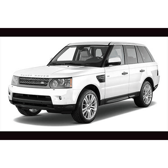 Manual De Taller Range Rover L322 (2002–2012) Ingles