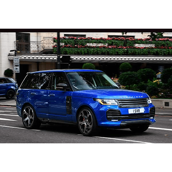 Manual De Taller Range Rover L405 (2012–2019) Ingles