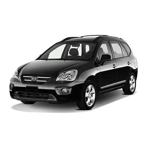 Manual De Taller Kia Carens (2006-2013) Español