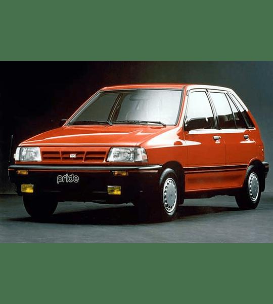 Manual De Taller Kia Pride (1986–2000) Ingles