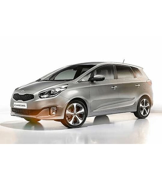 Manual De Taller Kia Carens (2013-2018) Español
