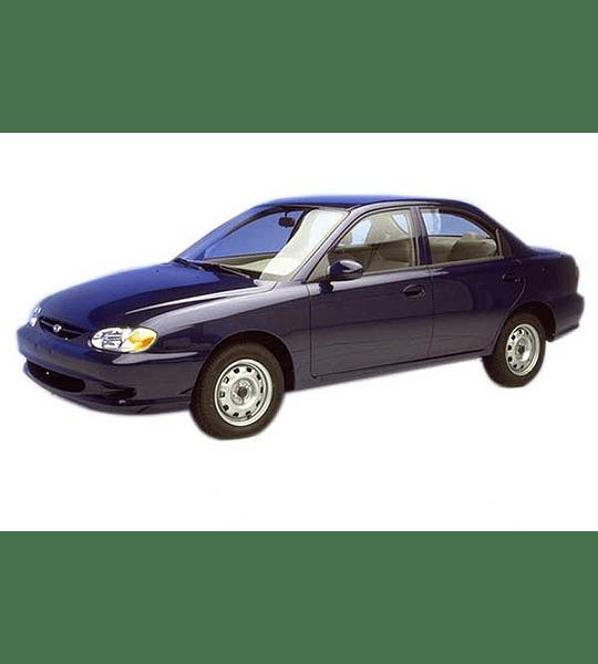 Manual De Taller Kia Sephia (1992-1997) Español