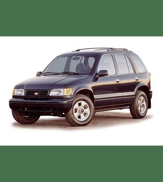 Manual De Taller Kia Sportage (1993-2004) Español