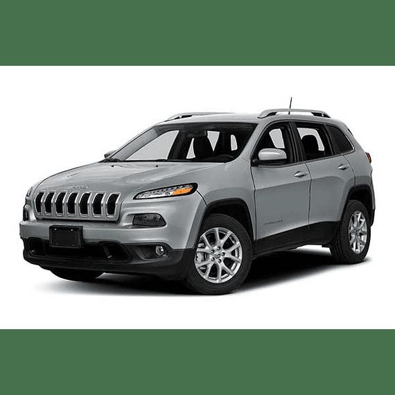 Manual de Taller Jeep Cherokee Latitude ( 2014 - 2019 ) inglés