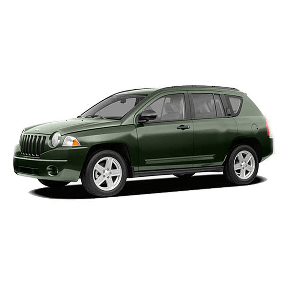 Manual De Taller Jeep Compass (2006-2017) Español