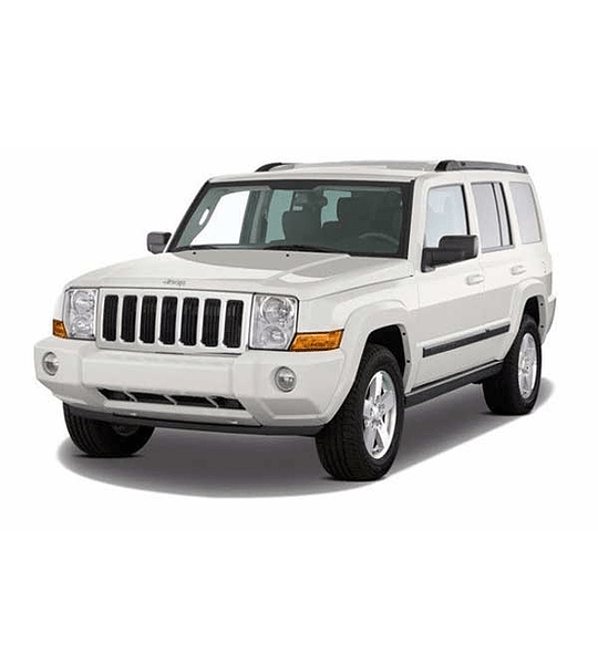 Manual De Taller Jeep Commander (2006-2010) Inglés