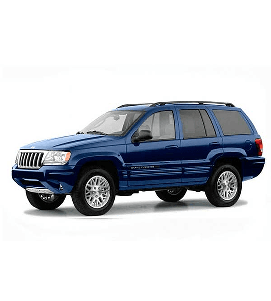 Manual De Taller Jeep Grand Cherokee (1999-2004) Español