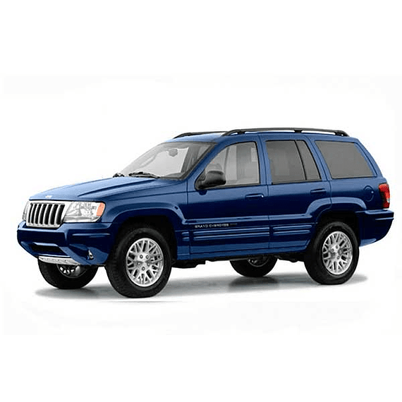 Manual De Taller Jeep Grand Cherokee (1999-2004) Español