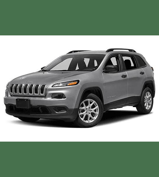Manual De Taller Jeep Cherokee (2014 -2019) Español