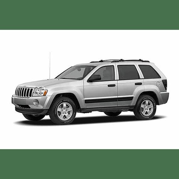 Manual De Taller Jeep Grand Cherokee (2005-2012) Español