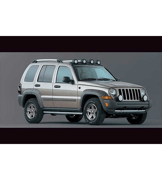 Manual De Taller Jeep Liberty (1997-2006) Español