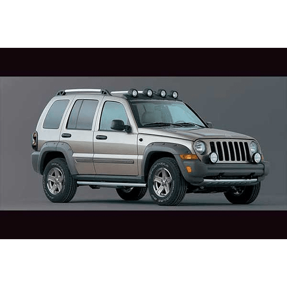 Manual De Taller Jeep Liberty (1997-2006) Español