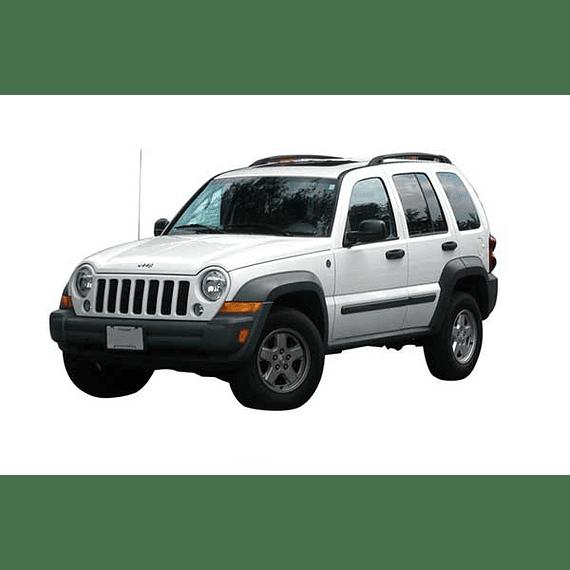 Manual De Taller Jeep Liberty (2002-2007) Español