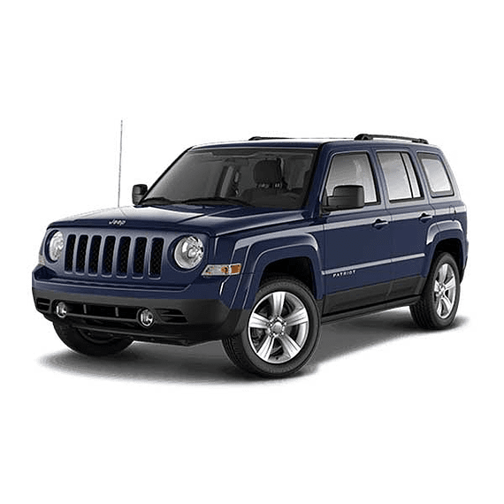 Manual De Taller Jeep Patriot (2006-2017) Español