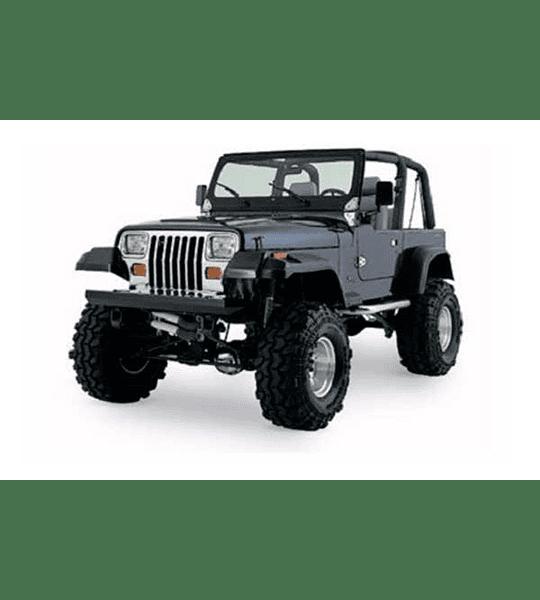 Manual De Taller Jeep Wrangler (1986-1995) Español