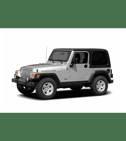 Manual De Taller Jeep Wrangler (1997-2006) Español