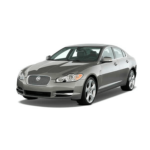 Manual De Taller Jaguar Xf (2007-2015) Ingles