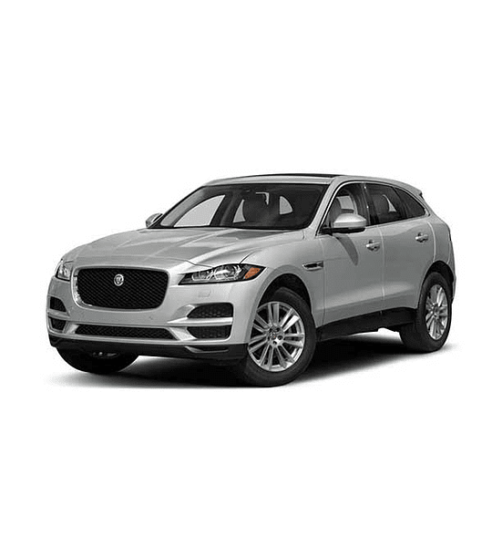 Manual De Taller Jaguar F-pace (2016-2018) Ingles