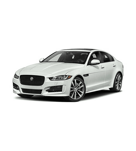 Manual De Taller Jaguar Xe (2015-2018) Ingles