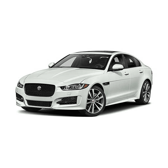 Manual De Taller Jaguar Xe (2015-2018) Ingles