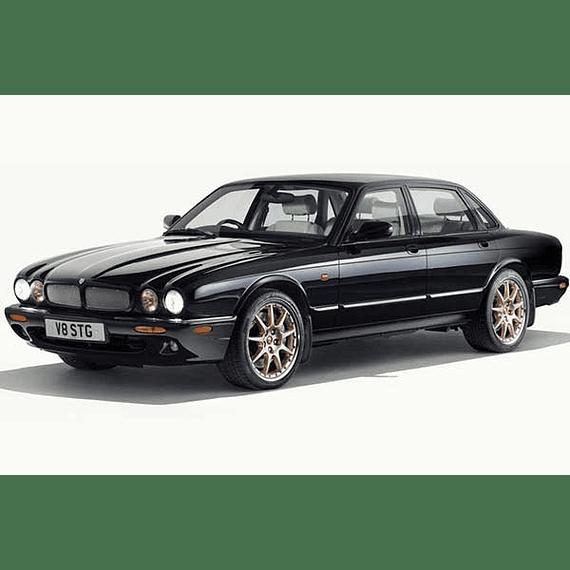 Manual De Taller Jaguar Xj8 (1997-2002) Español